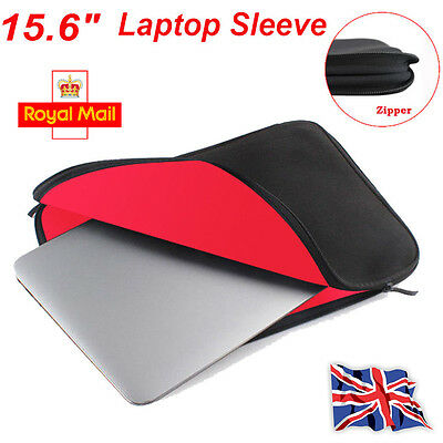 15.6 Inch Laptop Sleeve Carry Bag Case Cover For Apple Dell Sony Acer HP Toshiba