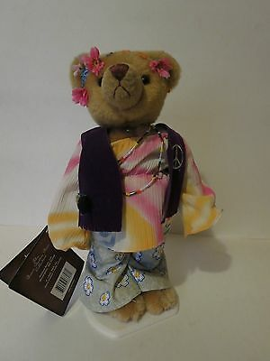 Brass Button Bear Collection, 1999 Ivy 1960`s Style