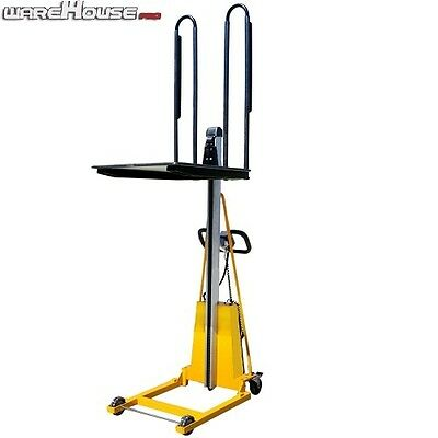 New Semi Electric Stacker- 1.5mtr Lifter / Platform Lifter