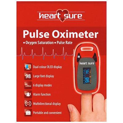 Heart Sure Pulse Oximeter