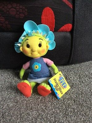 Party Time Fifi From Fifi And The Flowertots **FREE UK POSTAGE**