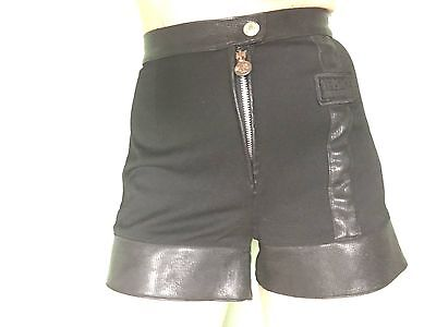 Vintage 80's 90s High Waisted Versace Shorts