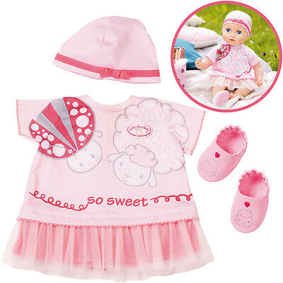 Zapf Creation Baby Annabell Deluxe Sommertraum (Rosa)