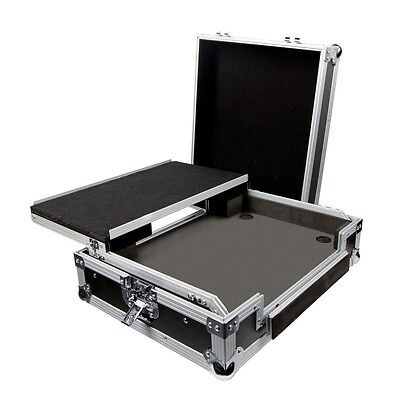 CASE RACK für American Audio VMS4.1 mit Notebookablage DJ  Roadfähig ADJ Koffer