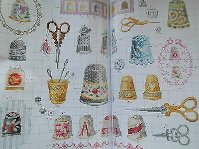 Magazin,Creation Point de Croix,°53,Veronique Enginger,Sampler,Broderie,Nähen