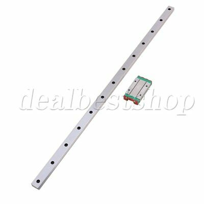 500MM MGN15 Extension Guide Rail Sliding Rails+Block for Machine set