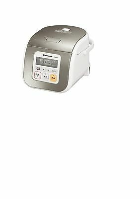 Panasonic Electronic Rice Cooker SR-MY051-S Silver