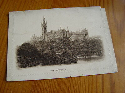 TOP330 - The Vignette Letter Card of Glasgow