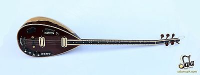 Professional Long Neck Maple Electric Electro Baglama Saz YSE-303