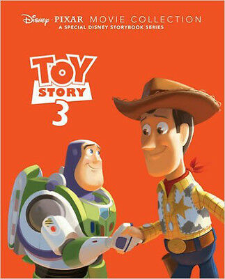 Disney Movie Collection Toy Story 3, New, Disney Book