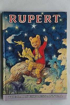 Rupert Annual - The Daily Express - 1979 - Excellent Condition - 38 Years Old