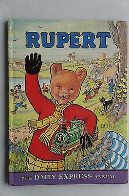 Rupert Annual - 1976 - The Daily Express - 41 Years Old - Good Condition