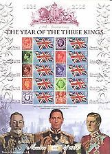 Year of the Thee Kings smilers sheet BC-032