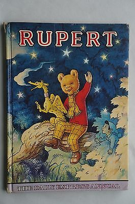 Rupert Annual - 1979 - The Daily Express - Good Condition - 38 Years Old