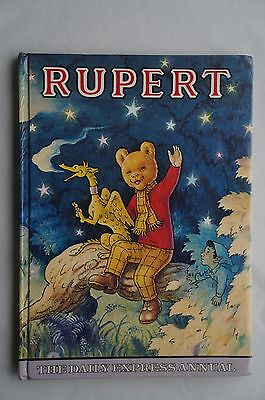The Daily Express - Rupert Annual - 1979 - Good Condition - 38 Years Old