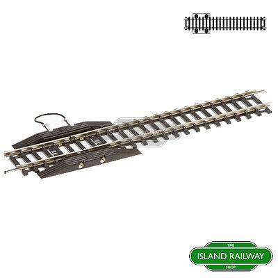 Hornby R618 Straight Isolating Track Pieces Single OO Gauge 1:76 Scale
