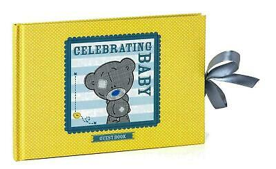 Me To You Tiny Tatty Teddy Baby Guest Book