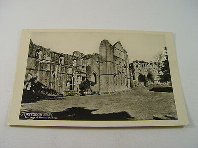 TOP7421 - Real Photo Postcard - Dryburgh Abbey