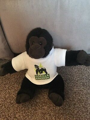 Gorilla Kingdom Soft Toy