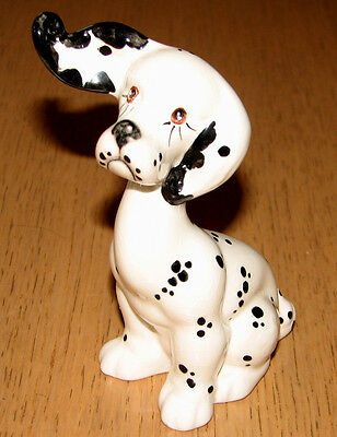 Vintage Beswick Large Comical Dalmatian Dog Pristine Private Collection