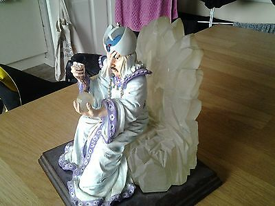 Ice King On Throne Limited Edition 540/3000