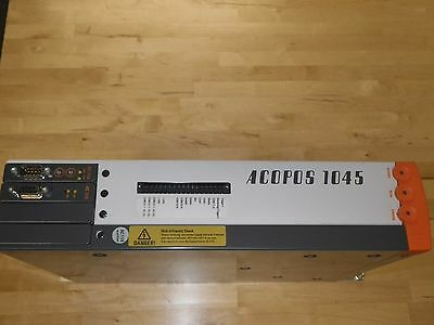B & R ACOPOS 1045 Servo Drive unit. With Canbus card and Resolver cards