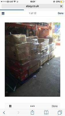 Wholesale Joblot A Full Pallet Of Between 600 and 700 Items All Brand New