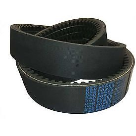 D&D PowerDrive RBX158-5 Cogged Banded V Belt