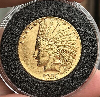 American $10 Gold Eagle Liberty Head from the famous Gold & Silver Pawn Shop.
