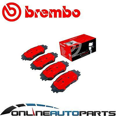 Brembo Front Disc Brake Pads Set for Toyota Corolla ZRE152R ZRE153R 2007 to 2013