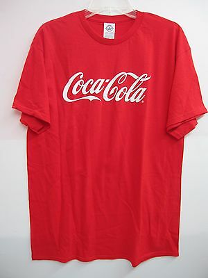Coca-Cola T-Shirt in Classic Red (3XL)