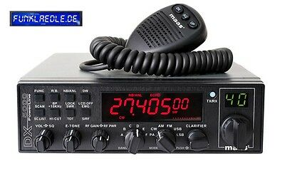 KPO DX 5000 (Anytone AT 5555 V6) 10 Meter Mobilgerät rotes Display, Bestseller !