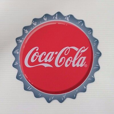 Coca-Cola Bottle Cap Mouse Pad - FREE SHIPPING