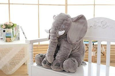 New Elephant Pillow Doll Baby Toy Learn Laugh Toddler Kid Boy Girl Educational
