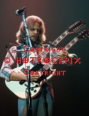 Archival Quality Photo Of Don Felder Of The Eagles 1977