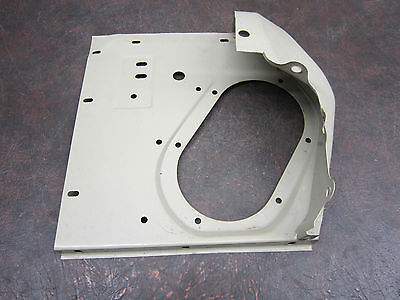 1952 1953 Ford Passenger Radiator Apron Panel Side Air Deflector Core Support