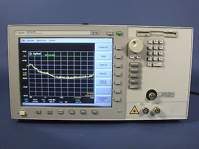 Keysight/Agilent 86142B/004/006 High Performance Optical Spectrum Analyzer