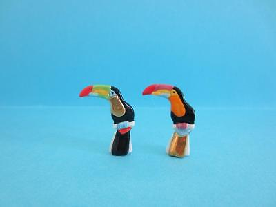 NEW 2014 LITTLE CRITTERZ  /'/'BELIZE/'/' TOUCAN FIGURINE LIKE NORTHERN ROSE  *Mint*