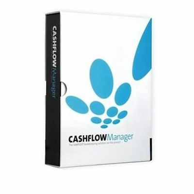 Cashflow Manager V10 Accounting Software