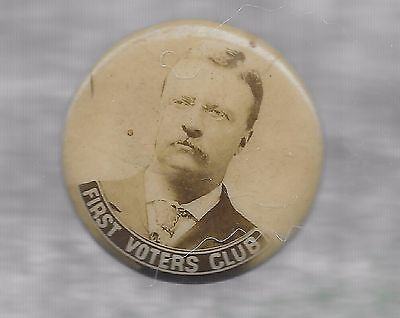 Teddy  Roosevelt  First  Voters  Club