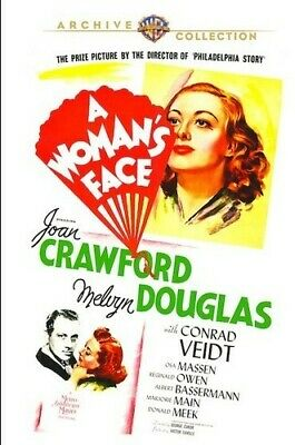 Woman's Face (1941) (2017, DVD NEW)