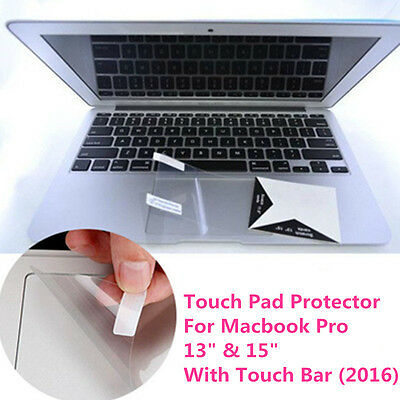 "HD LCD Touch Pad Protector Sticker For Mac Book Pro 13""/15"" With Touch Bar 2016"