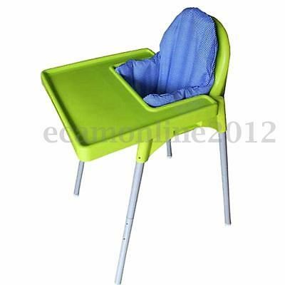 Baby Infant Feeding High Chair Stroller Seat Inflatable Support Cushion & Cover