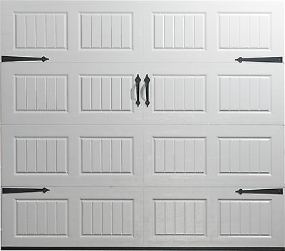 GDS Duratherm 35mm Insulated Sectional Garage Door - Coachhouse Traditional