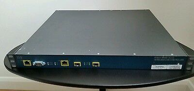 Cisco Air-Wlc4402-50-K9 With Dual Ac Power. Free Uk Shipping