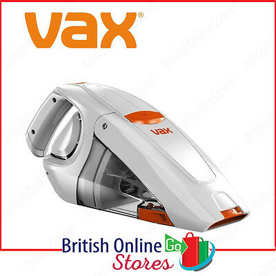 Vax Gator 10.8V Rechargeable Cordless Handheld Vacuum Cleaner Lightweight NEW