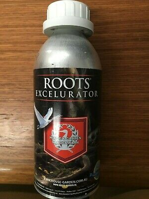 House& Garden Roots Excelurator Healther Grow (Silver) - 500 ml