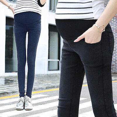 Maternity Jeans Maternity Clothes Pregnancy Pants For Pregnant Women Capris