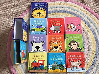That's not my Books Bundle 10 Books