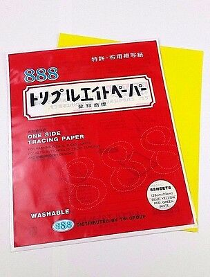 Sewing Pattern Carbon Tracing Paper By Cre Transfer Patterns To